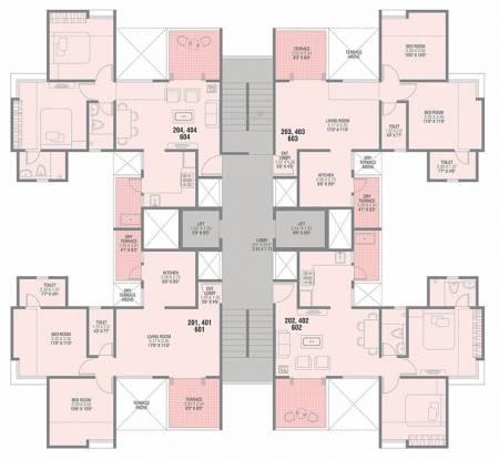 Gini Belvista Phase I Cluster Plan