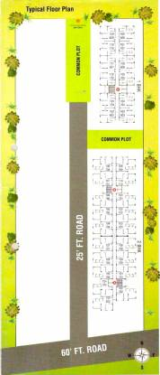 Jainam City Layout Plan