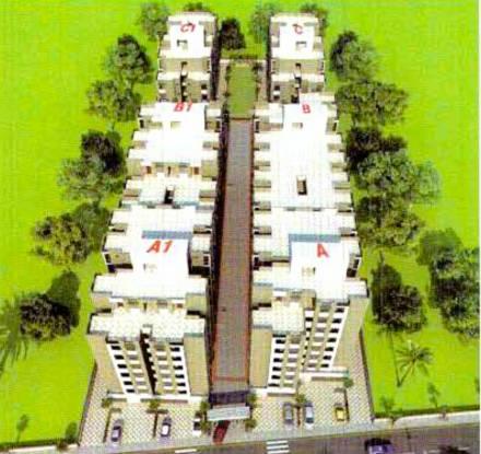 Jainam City Elevation