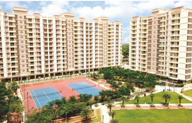 Ashiana Vrinda Gardens Elevation
