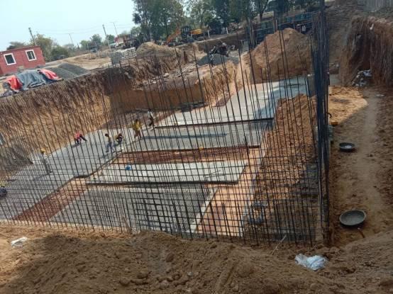 Ashirwad Atithi Ashray Construction Status