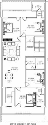 Lord Krishna Royal Floors 1 Cluster Plan