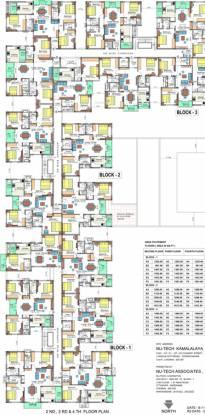 Nu Tech Kamalalaya Cluster Plan