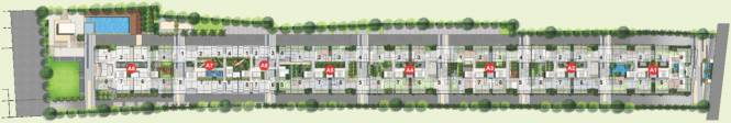 Rohan Ananta Phase II Layout Plan