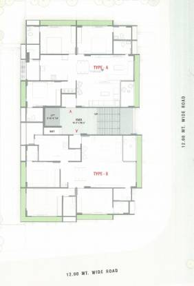 Sthapatya Elegance Cluster Plan