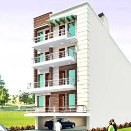 ARE Uttam Nagar Floors Elevation