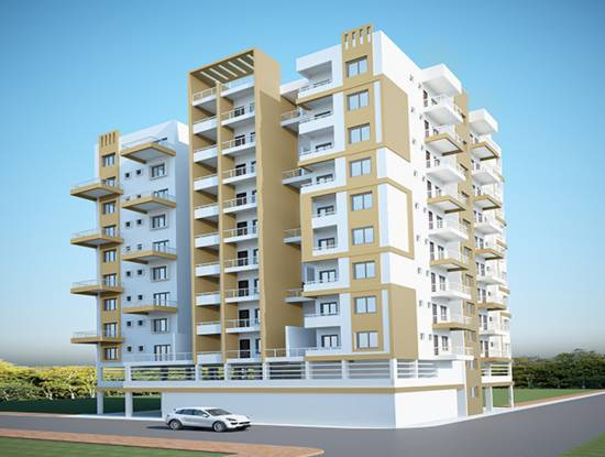 heights Images for Elevation of Aakar Heights