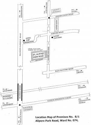Juneja Ospira Location Plan
