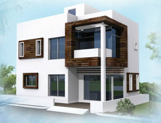 Sanman Trinity Villas Elevation