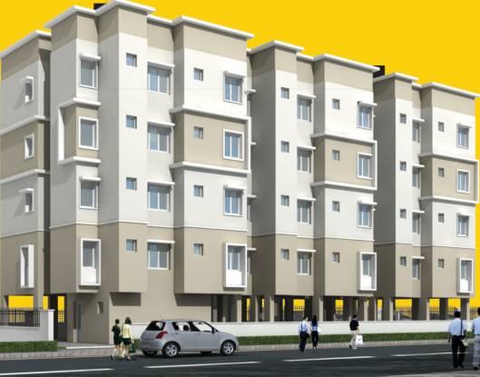 Baashyam La Chalet Smart Homes Block 4 Elevation