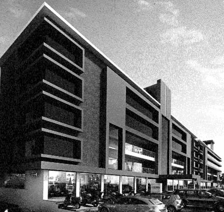 Revati Plaza Elevation
