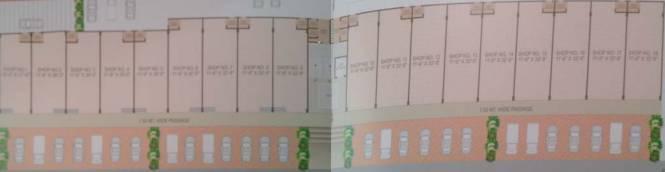 Patel Shoolin Arcade Cluster Plan