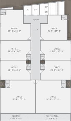 Setu Eventi Cluster Plan