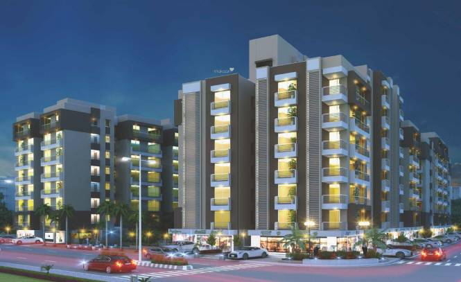 Siddhi Priya Shree Lakshminarayan Residency Elevation