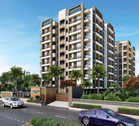 Neha Neelkanth Heights Elevation