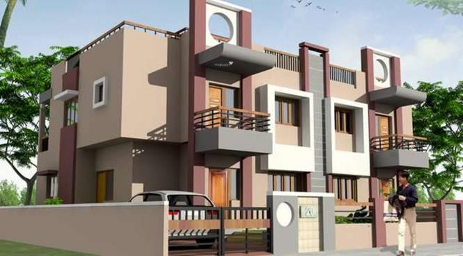 BN Astha Homes Elevation