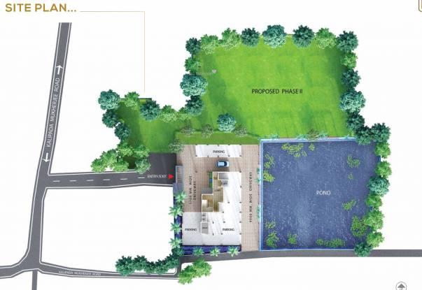 Adonis Life Site Plan