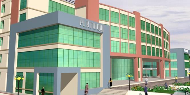 Sheladia Platinum Plaza Elevation