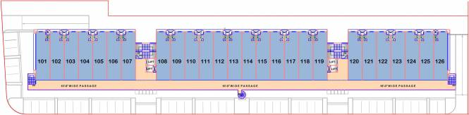 HN Orchid Center Cluster Plan