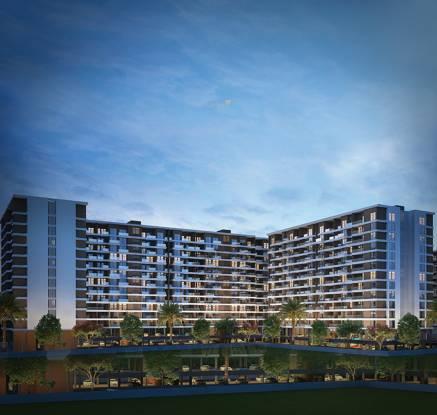 Shree Sonigara Signature Park G And H Building Elevation