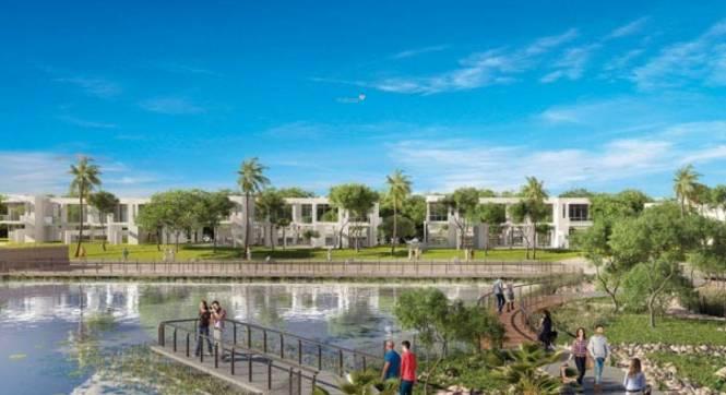 Damac Park Villas Pelham Elevation