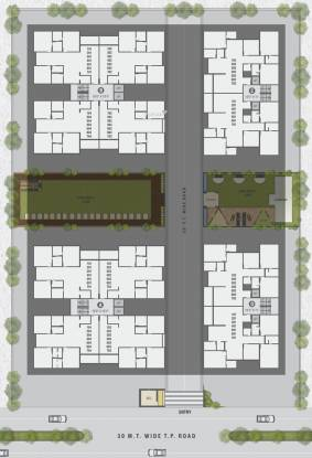 Ganesh Opera Layout Plan