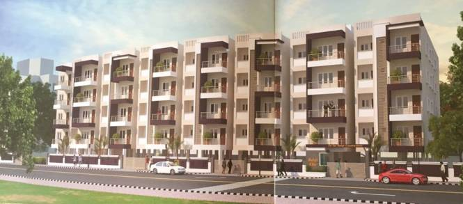 Surendra Babu P Balaji Elite Elevation
