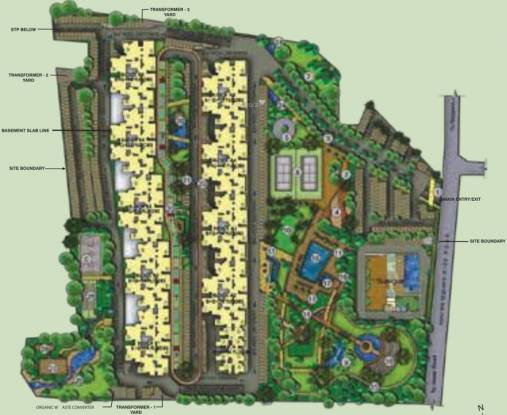 Mahaveer Ranches Phase II Master Plan