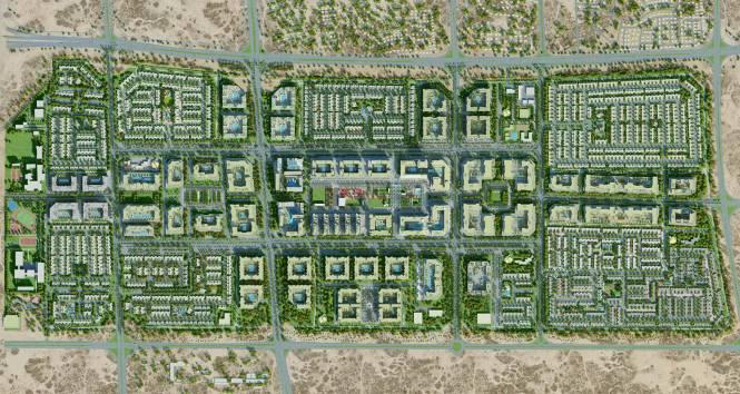 Nshama Sama Townhouses Master Plan