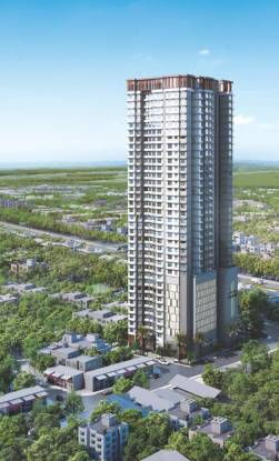 MICL Aaradhya Eastwind Elevation
