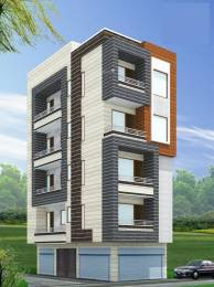 J R Homes Rohini Elevation