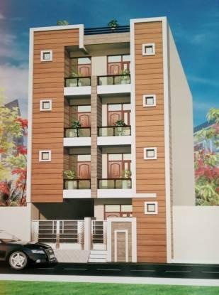 Radhika Apartment Elevation
