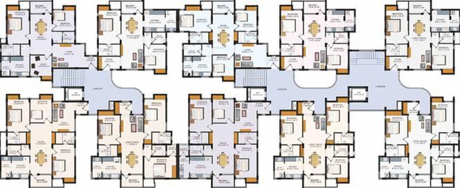 Sreevatsa Vedh Cluster Plan