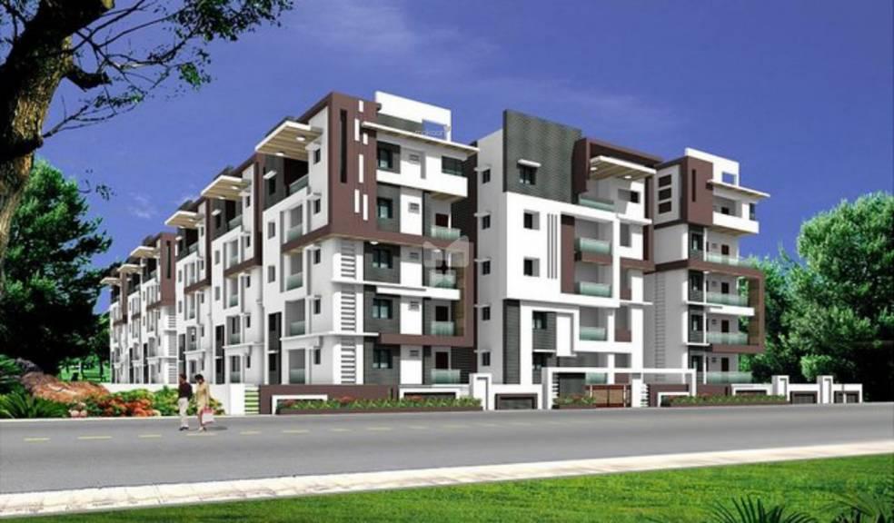 Adarsh Apartments Elevation
