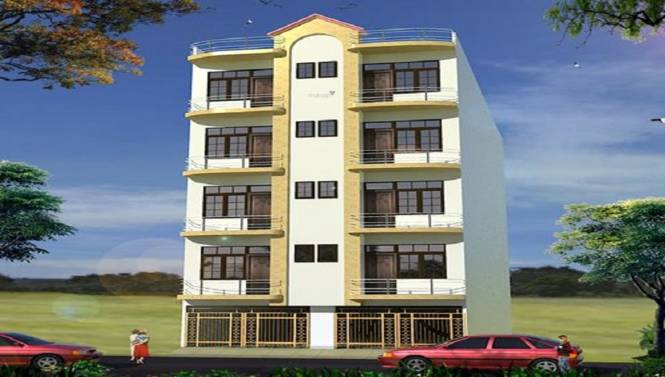 Adarsh Builder Floors Elevation
