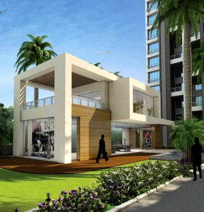 Nirman Altius Wing B Amenities