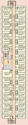 Vipul Plaza Cluster Plan
