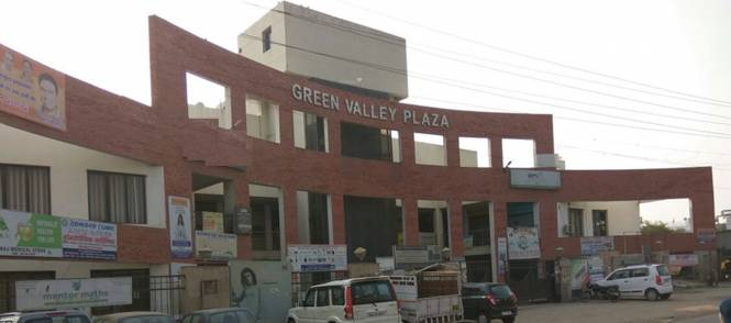 RPS Green Valley Plaza Elevation