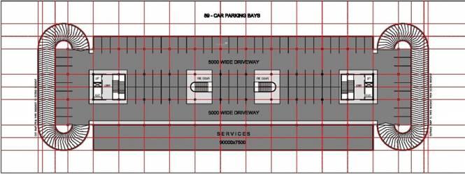 BPTP The Next Door Cluster Plan