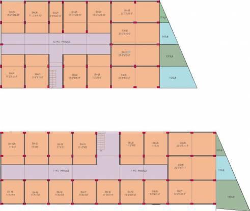 Sanskriti Garden 2 Site Plan