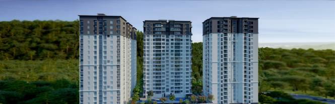 Sobha Nesara Block 1 Elevation