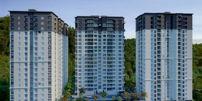 Images for Elevation of Sobha Nesara Block 2