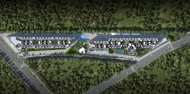Unique K Ville Layout Plan