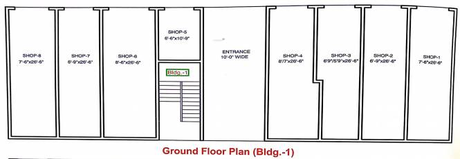 Welcome SS Apartment Cluster Plan