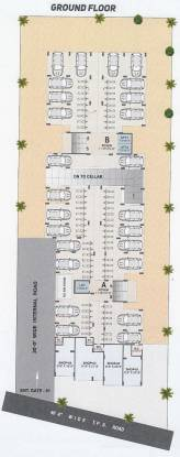 Devam Dev Ganesh Apartments Cluster Plan