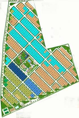 Kavuri Forest Nest Plots Master Plan