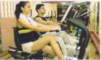 homes-phase-ii Gymnasium