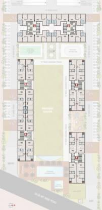 Shree Atlanta Sky Deck Cluster Plan