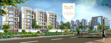 Samhita Splendid Homes Elevation