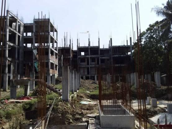 Dharitri Titanium Construction Status